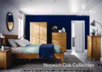 Norwich Oak Bedroom