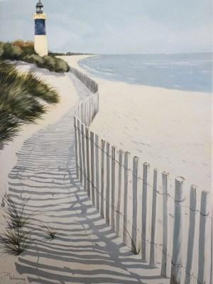 High Summer Sun by art marketing large canvas print