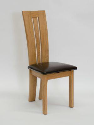 VENEZIA oak dining chair