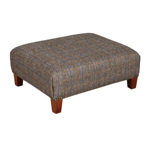 Kensington pull out stool plain 2