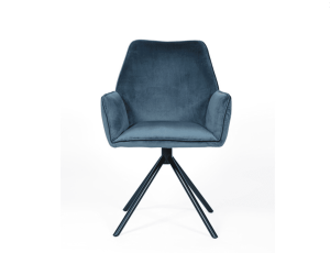 UNO chair blue
