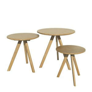 Scandic nest of tables 1