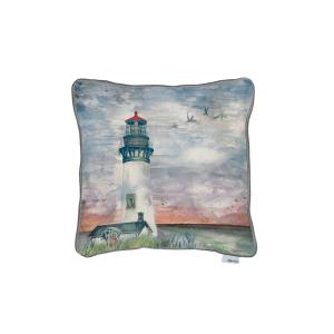 C200359 voyage maison lighthouse MARITIME cushion 43X43