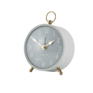 AMC04002 Thomas Kent 4inc wren alarm clock Pearl