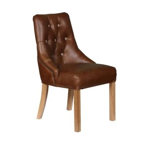 stanton dining chair cerato leather