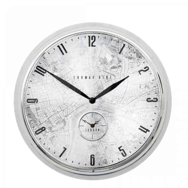 thomas kent 19 inch Greenwich Timekeeper londoner chrome V3