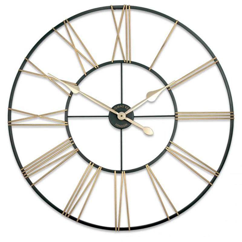 thomas kent 32 inch summer house wall clock v3