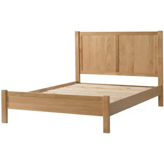 BFO032 burford oak double bed