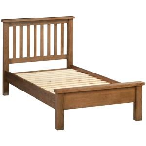 DOR044R Dorset oak 3ft Bed