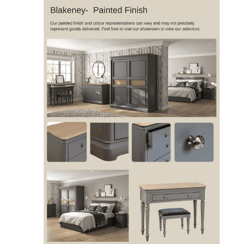 Blakeney painted details collection