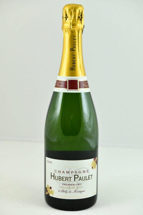 Champagne Hubert Paulet Extra Brut 2012