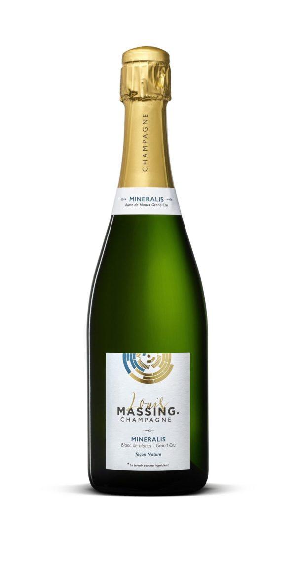 Champagne Louis Massing Mineralis Brut Nature