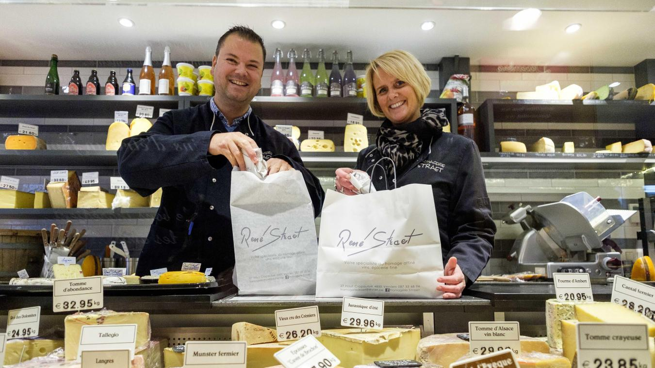 Fromagerie Straet Verviers