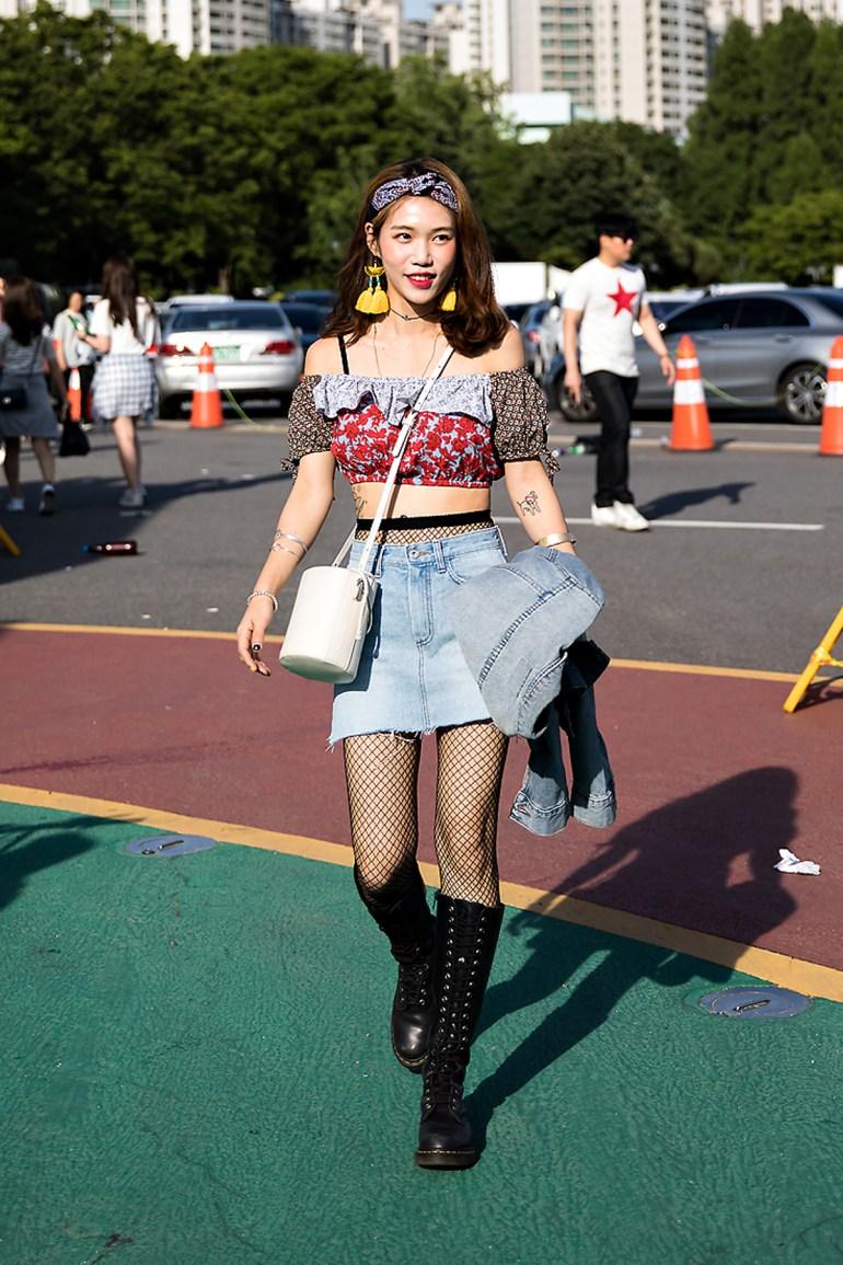 Bae Jiyoung, Ultra Music Festival 2017 in Seoul.jpg