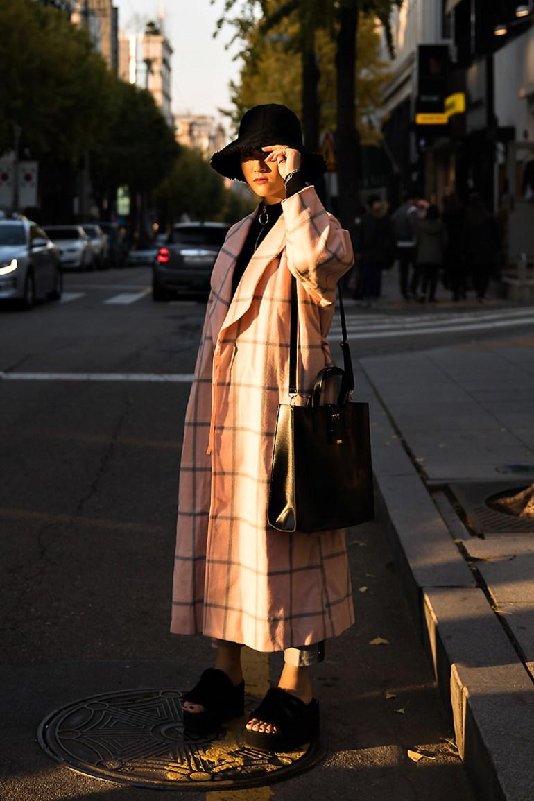 NakamutaAnzu, Street style women winter 2017 inseoul