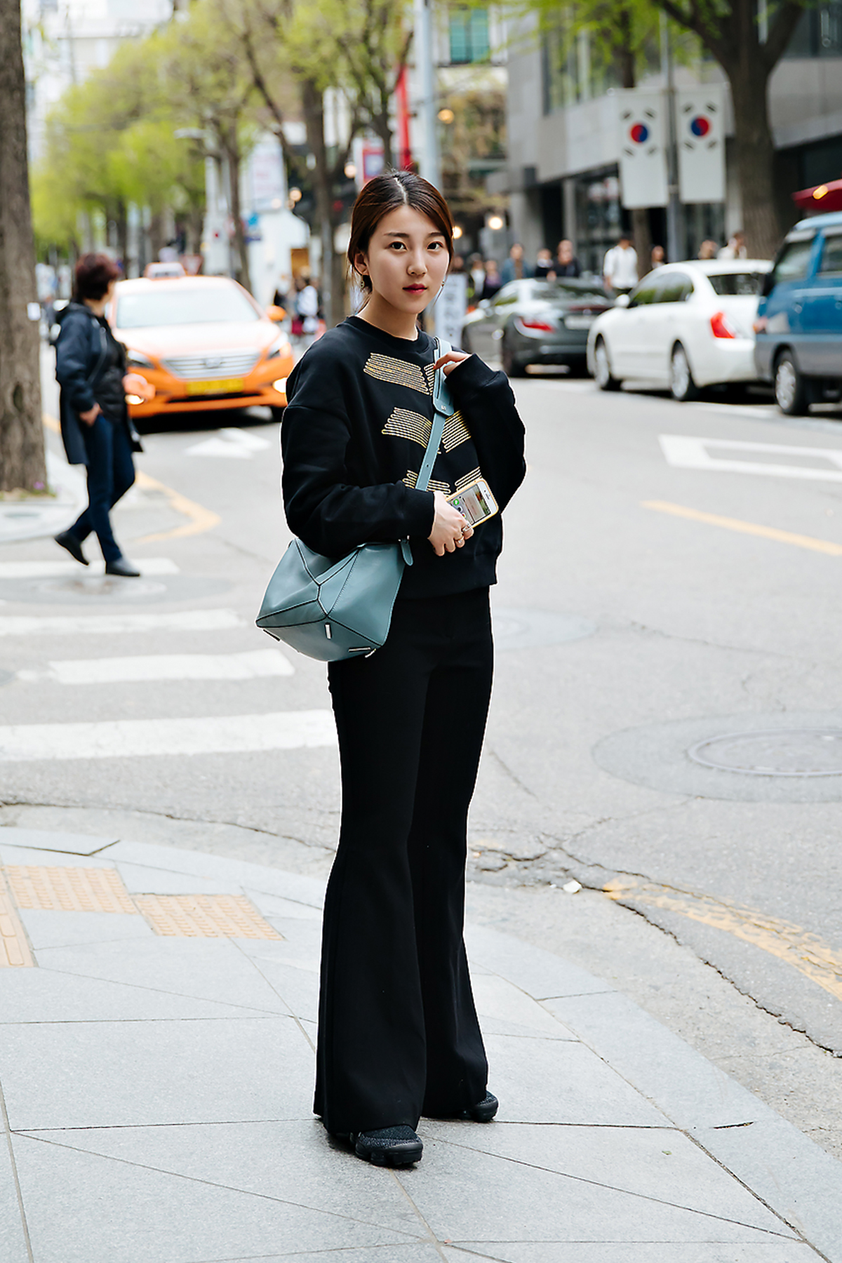 Bags, Street style women spring 2018 inseoul