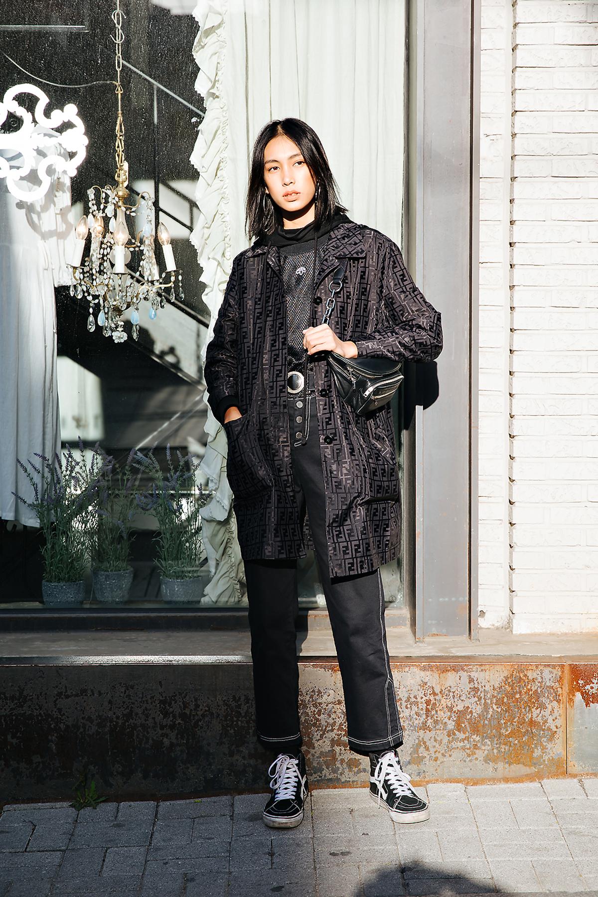 Fern, Street style women spring 2018 in seoul