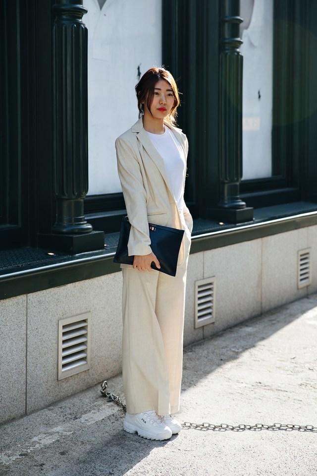 Kim Minji, Street style women spring 2018 in seoul