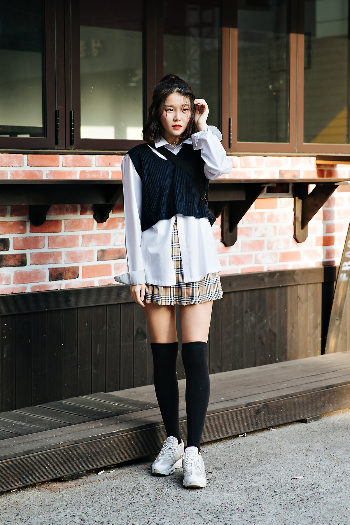 Lee Saemsol, Street style women spring 2018 in seoul