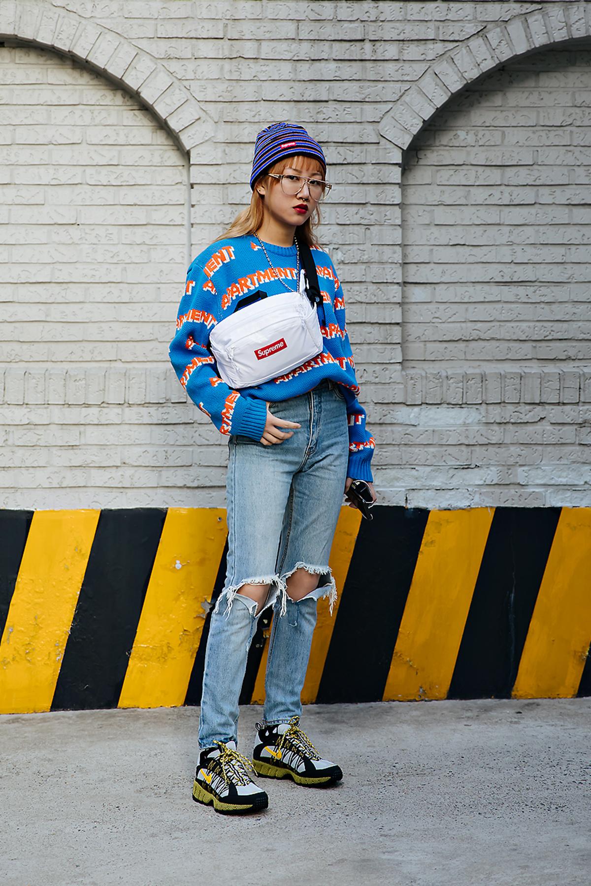 Ts, Street style women spring 2018 in seoul