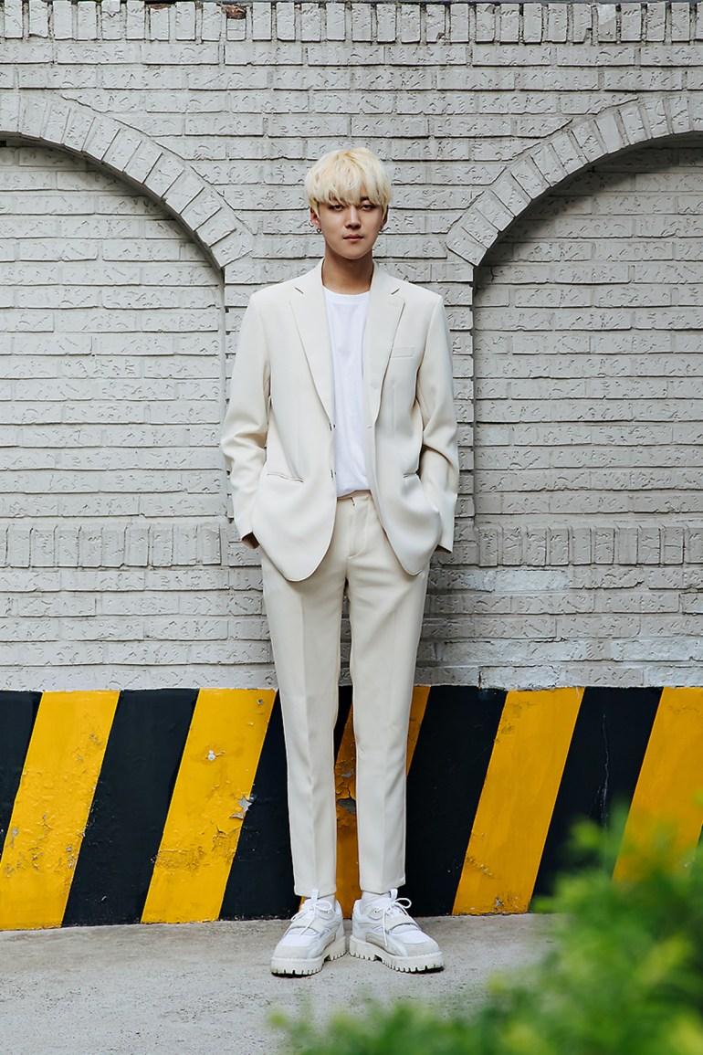 Joo Wondae, Street style men spring 2018 inseoul