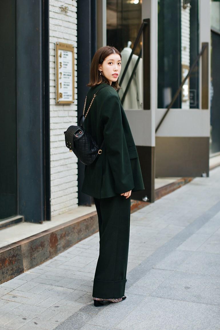 Marina, Street style women spring 2018 in seoul