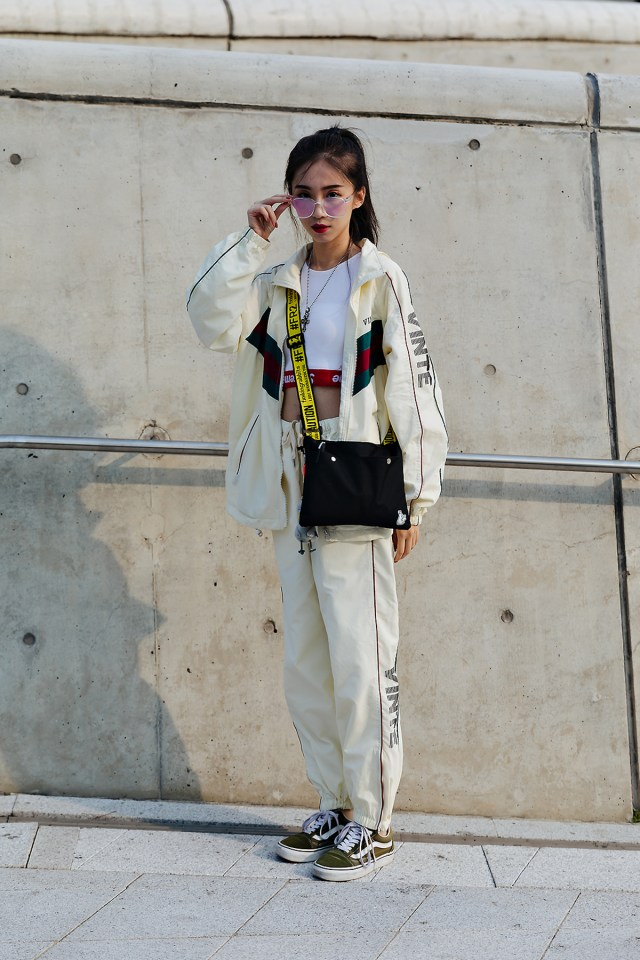 SEOUL FASHION WEEK STREETWEAR WOMENS 2019SS 6