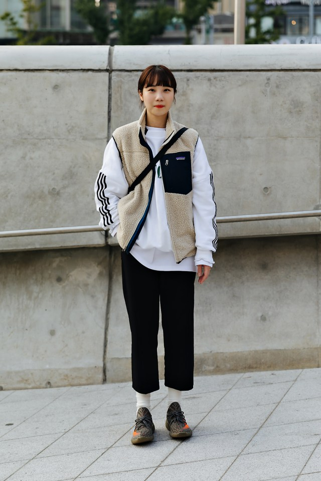 SEOUL FASHION WEEK STREETWEAR WOMENS 2019SS 9