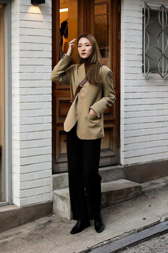 Women fall street style last week of october 2018 inseoul 15