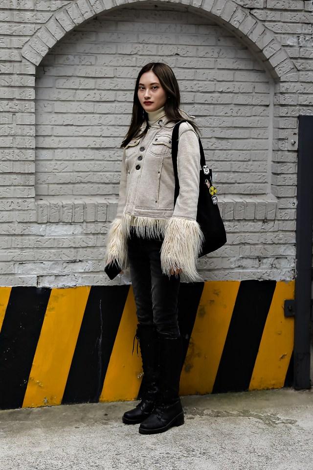 Women fall street style last week of october 2018 inseoul 2