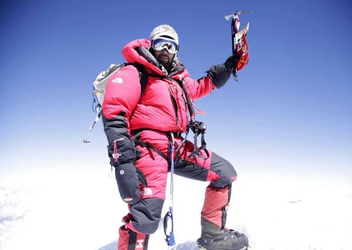 Lt Col Ranveer Jamwal Conquers Mount Everest for the third time
