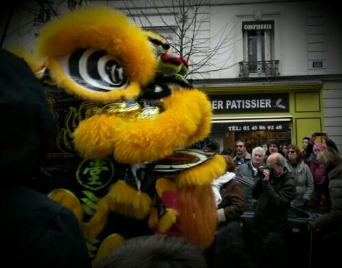 Souvenirs du défilé du Nouvel an (Paris 13) (5/6)