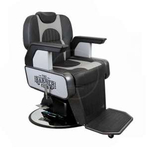 Scaun frizerie / barber chair ALPEDA NEW CHAMPION AE electric