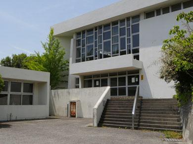 島田島小学校 体育館