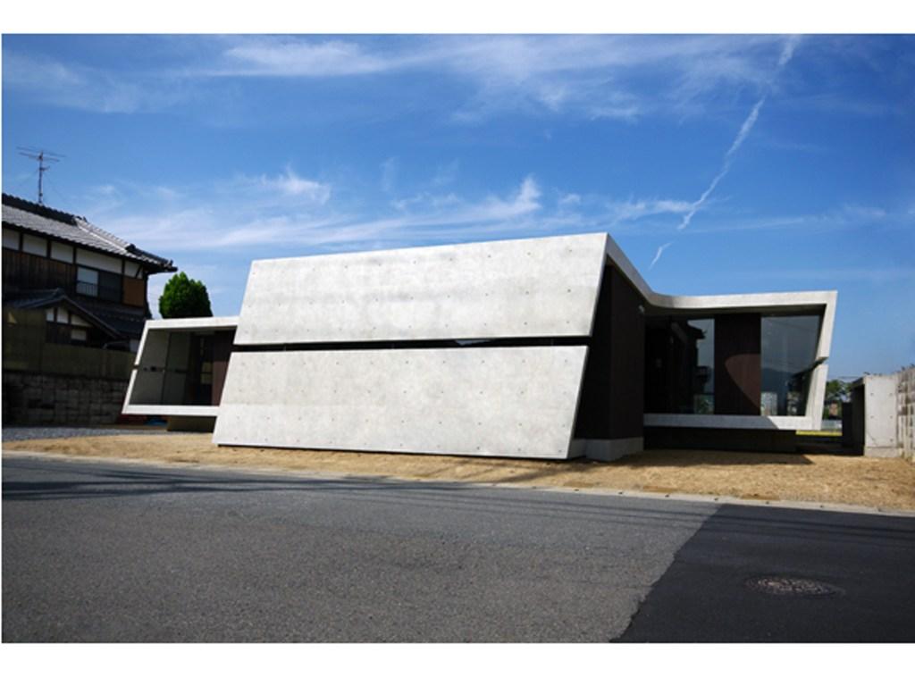 京田辺の家 RC住宅 建築家