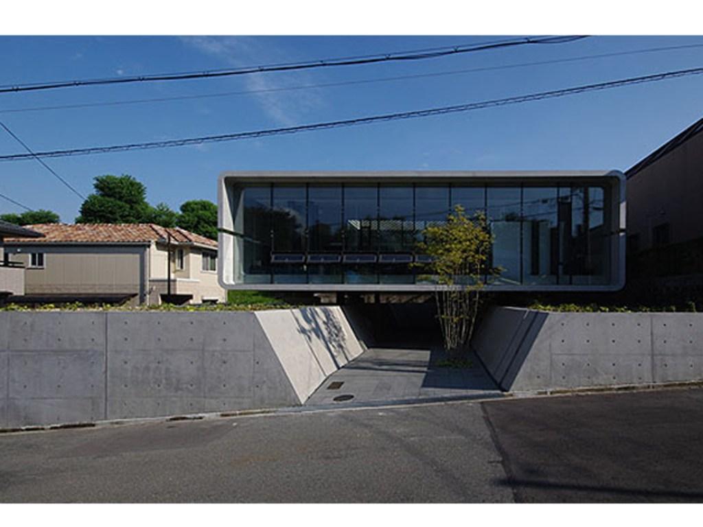 佐竹台の家 RC住宅 建築家