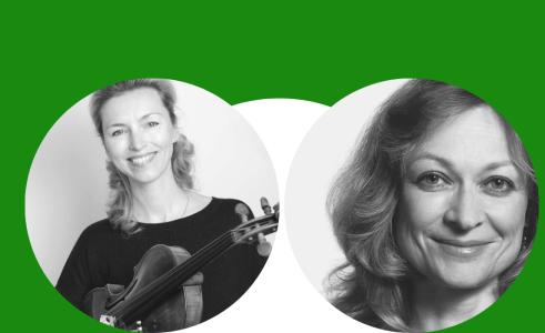 Neue Dozentinnen: Klavier und Geige