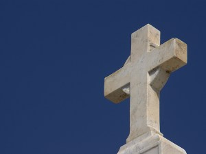 Cross by Ian Britton