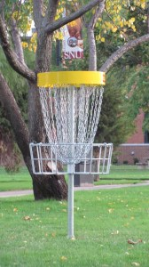 Disc golf by Amy Lauver