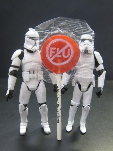 The Stormtroopers got their Flu shot. Did you? Photo by ShellyS