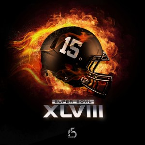Super Bowl XLVIII Photo by Brice Copin