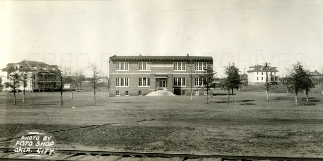 History of Bresee Administration Building