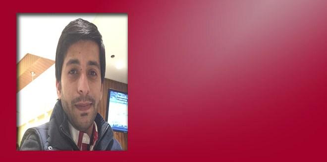 Feature Friday: Khalid Alshammari