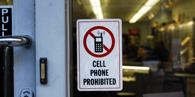 Much Ado About Cell Phones