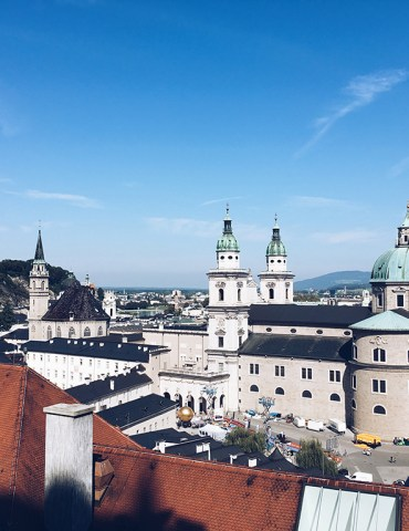 When In Austria: Caleb Siems Shares His International Experience