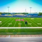 SNU football field