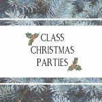 Class Christmas Parties