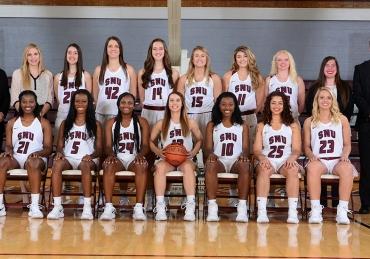Meet the SNU Women's Basketball Team
