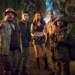 The Cast of Jumanji