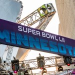 2018 Super Bowl LII Minnesota Banner